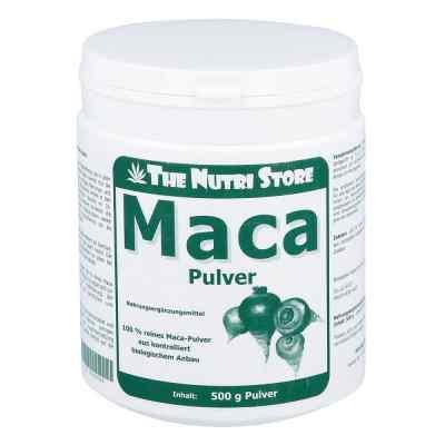 Maca 100% Pur Bio Pulver  bei versandapo.de bestellen
