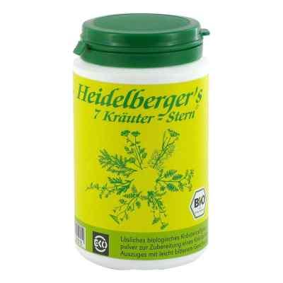 Bio Heidelbergers 7 Kräuter Stern Tee  bei versandapo.de bestellen