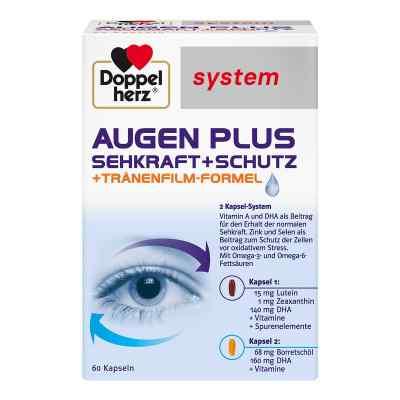 Doppelherz Augen plus Sehkraft+schutz system Kapsel (n)   bei versandapo.de bestellen