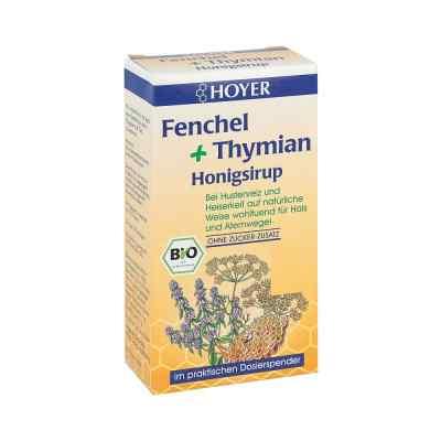Hoyer Fenchel+thymian Honigsirup  bei versandapo.de bestellen