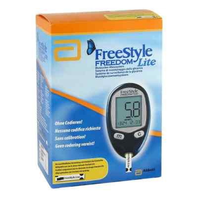 Freestyle Freedom Lite Set mmol/l ohne Codieren  bei versandapo.de bestellen