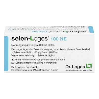 Selen Loges 100 Ne Tabletten  bei versandapo.de bestellen