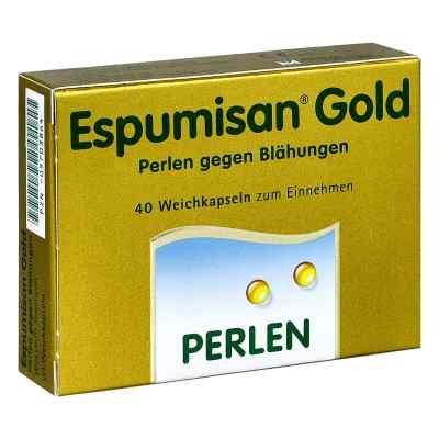 Espumisan Gold Perlen gegen Blähungen  bei versandapo.de bestellen