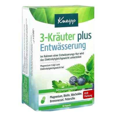 Kneipp 3-kräuter Entwässerung Kapseln  bei versandapo.de bestellen