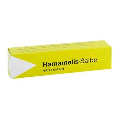 Hamamelis Salbe Nestmann  bei versandapo.de bestellen