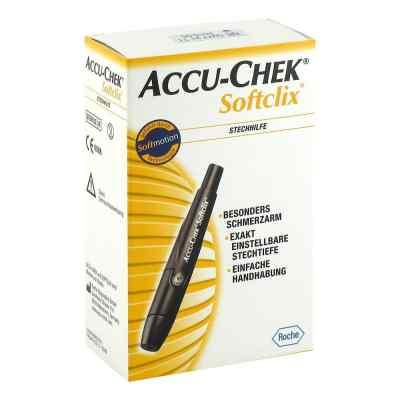 Accu Chek Softclix schwarz  bei versandapo.de bestellen