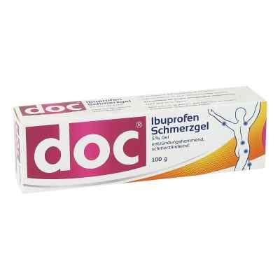 Doc Ibuprofen Schmerzgel 5%  bei versandapo.de bestellen