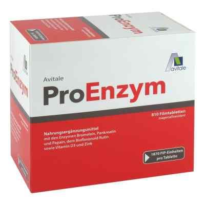Proenzym magensaftresistente Tabletten  bei versandapo.de bestellen