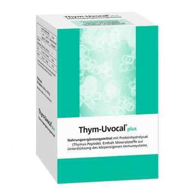 Thym Uvocal plus Hartkapseln  bei versandapo.de bestellen