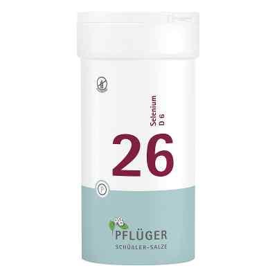 Biochemie Pflüger 26 Selenium D 6 Tabletten  bei versandapo.de bestellen