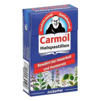 Carmol Halspastillen  bei versandapo.de bestellen