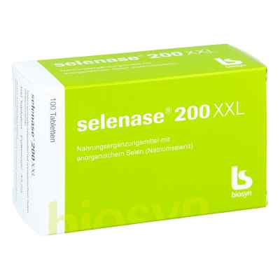 Selenase 200 Xxl Tabletten  bei versandapo.de bestellen
