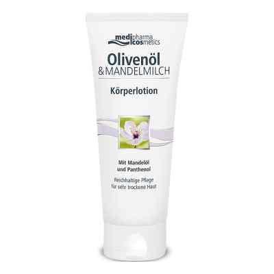Oliven-mandelmilch Körperlotion  bei versandapo.de bestellen