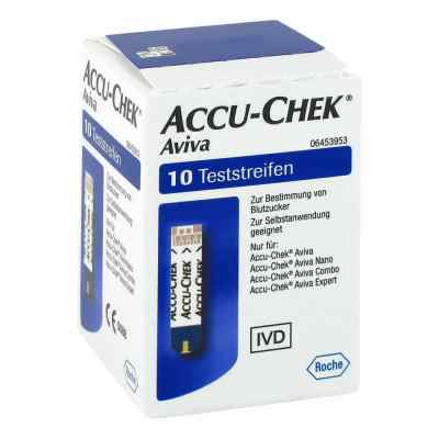 Accu Chek Aviva Teststreifen Plasma Ii  bei versandapo.de bestellen