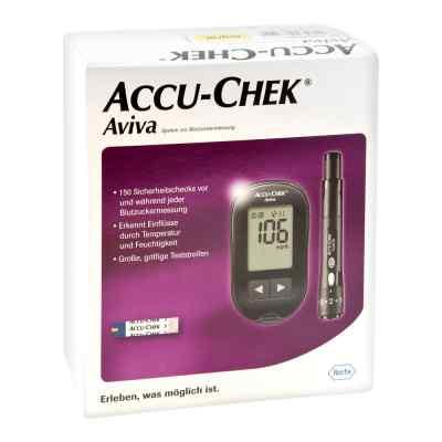 Accu Chek Aviva Iii Set mg/dl  bei versandapo.de bestellen