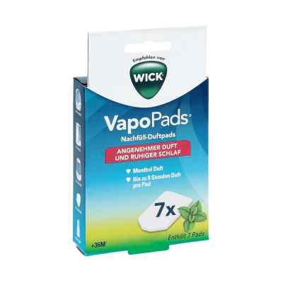 Wick Vapopads 7 Menthol Pads Wh7  bei versandapo.de bestellen