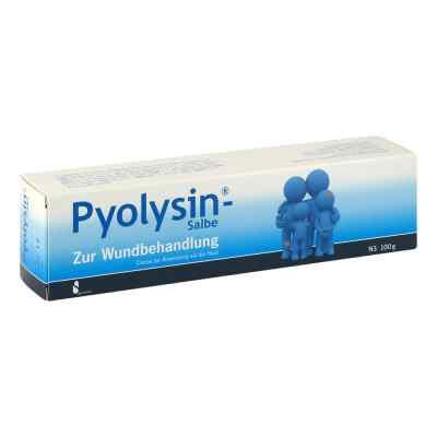 Pyolysin-Salbe  bei versandapo.de bestellen