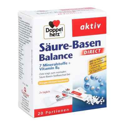 Doppelherz Säure-basen Balance Direct Pellets  bei versandapo.de bestellen