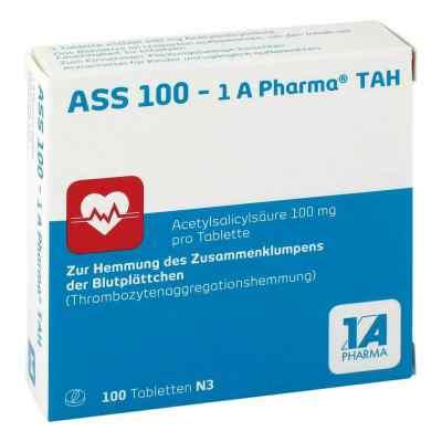 ASS 100-1A Pharma TAH  bei versandapo.de bestellen