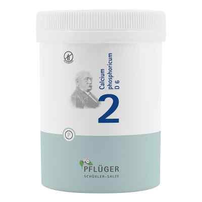 Biochemie Pflüger 2 Calcium phosphoricum D6 Tabletten  bei versandapo.de bestellen
