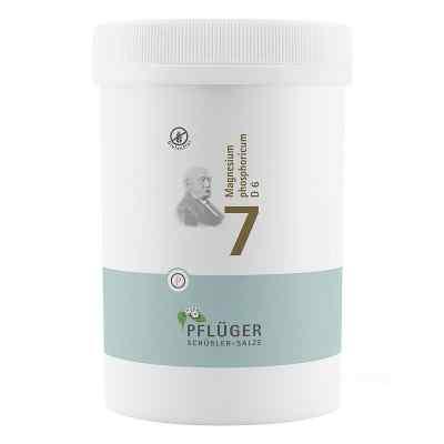 Biochemie Pflüger 7 Magnesium phosphoricum D  6 Tabletten  bei versandapo.de bestellen