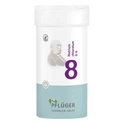 Biochemie Pflüger 8 Natrium chloratum D6 Tabletten  bei versandapo.de bestellen