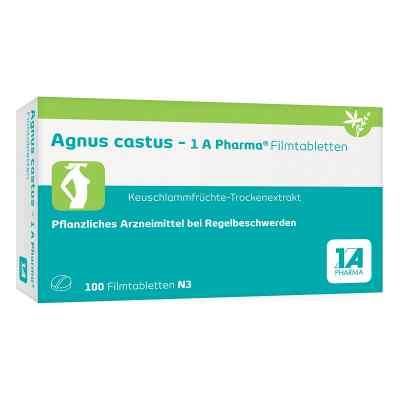 Agnus castus-1A Pharma  bei versandapo.de bestellen