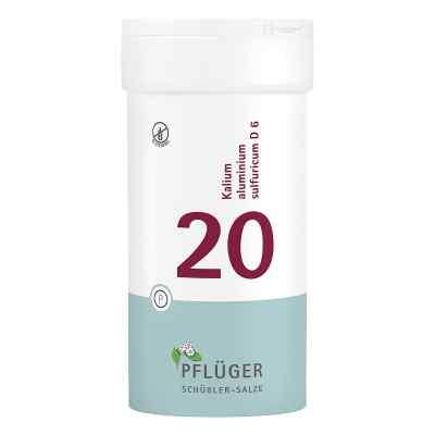Biochemie Pflüger 20 Kalium alum.sulf.D 6 Tabletten   bei versandapo.de bestellen
