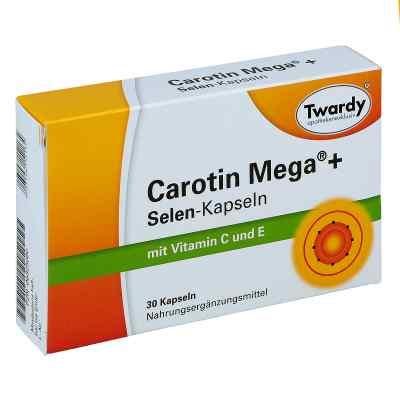 Carotin Mega + Selen Kapseln  bei versandapo.de bestellen