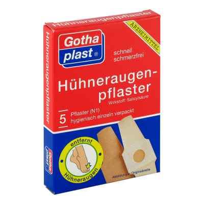 Gothaplast Hühneraugenpflaster  bei versandapo.de bestellen