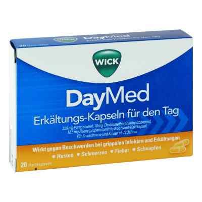 WICK DayMed Erkältungs-Kapseln für den Tag  bei versandapo.de bestellen