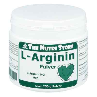 L-arginin Hcl rein Pulver  bei versandapo.de bestellen