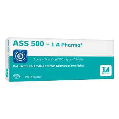 ASS 500-1A Pharma  bei versandapo.de bestellen