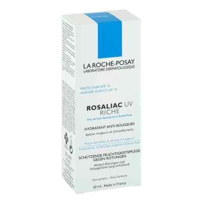 Roche Posay Rosaliac Uv Creme reichhaltig  bei versandapo.de bestellen