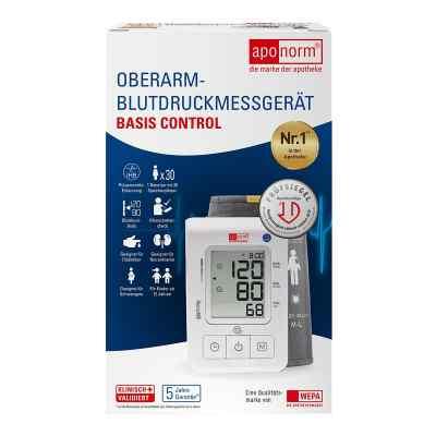 Aponorm Blutdruck Messgerät Basis Control O.arm  bei versandapo.de bestellen