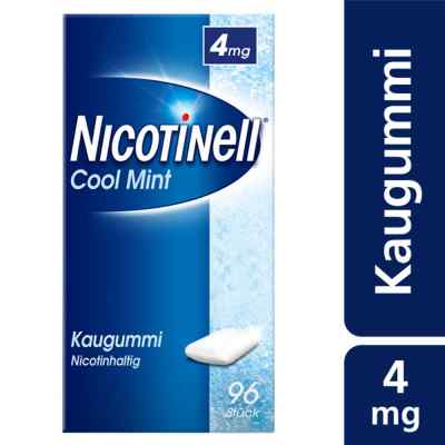Nicotinell 4mg Cool Mint  bei versandapo.de bestellen