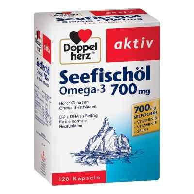 Doppelherz Seefischöl Omega-3 700 mg Kapseln  bei versandapo.de bestellen