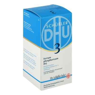 Biochemie Dhu 3 Ferrum phosphorus D12 Tabletten  bei versandapo.de bestellen