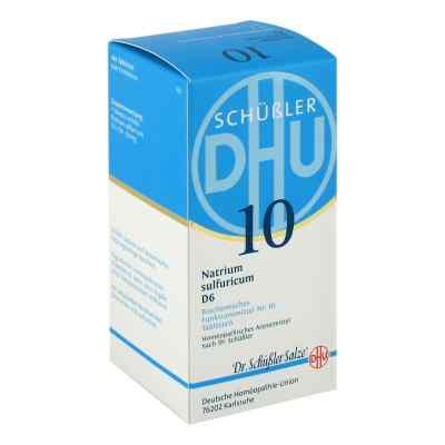 Biochemie DHU Schüßler Salz Nummer 10 Natrium sulfuricum D6  bei versandapo.de bestellen