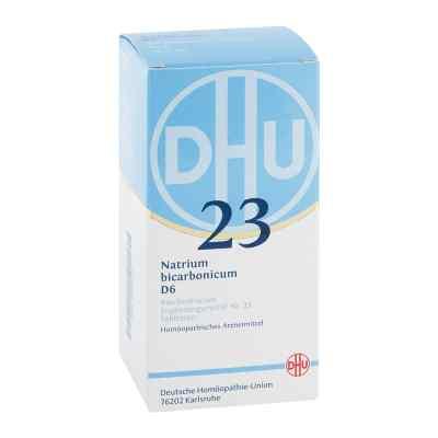 Biochemie Dhu 23 Natrium bicarbonicum D 6 Tabletten   bei versandapo.de bestellen
