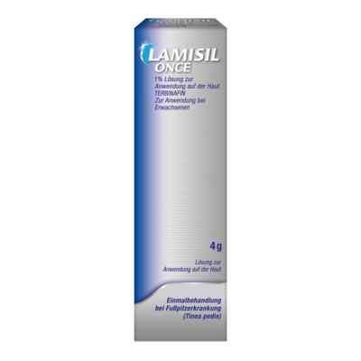 Lamisil Once 1% zur Anwendung auf der Haut  bei versandapo.de bestellen