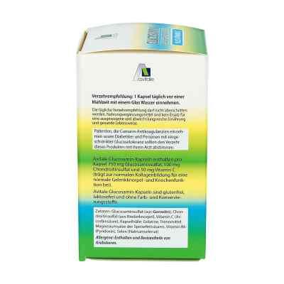 Glucosamin 750 mg+Chondroitin 100 mg Kapseln  bei versandapo.de bestellen