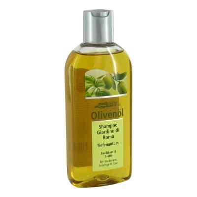 Olivenöl Shampoo Giardino di Roma Tiefenaufbau  bei versandapo.de bestellen