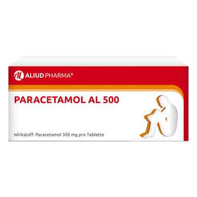 Paracetamol AL 500  bei versandapo.de bestellen
