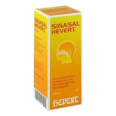 Sinasal Hevert Tropfen  bei versandapo.de bestellen