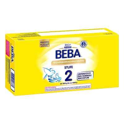 Nestle Beba Frühgeborenen Nahrung Stufe 2  bei versandapo.de bestellen
