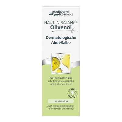 Haut In Balance Olivenöl Derm.akut Salbe  bei versandapo.de bestellen
