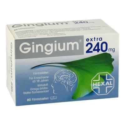 Gingium extra 240mg  bei versandapo.de bestellen
