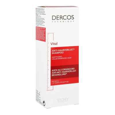 Vichy Dercos Vital Shampoo mit Aminexil  bei versandapo.de bestellen