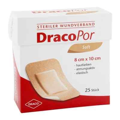 Dracopor Wundverband 10x8cm steril hautfarben  bei versandapo.de bestellen